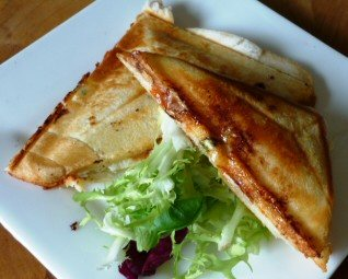 Ham & Cheese Toasties