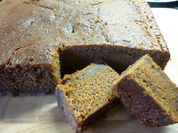 Murphy's Irish Ginger Cake
